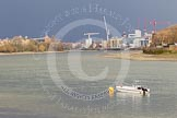 The Boat Race season 2016 -  The Cancer Research Women's Boat Race. River Thames between Putney Bridge and Mortlake, London SW15,  United Kingdom, on 27 March 2016 at 10:29, image #3