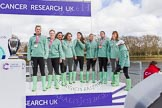 The Boat Race season 2016 -  The Cancer Research Women's Boat Race. River Thames between Putney Bridge and Mortlake, London SW15,  United Kingdom, on 27 March 2016 at 12:18, image #36