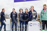 The Boat Race season 2016 -  The Cancer Research Women's Boat Race. River Thames between Putney Bridge and Mortlake, London SW15,  United Kingdom, on 27 March 2016 at 12:19, image #44