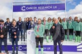 The Boat Race season 2016 -  The Cancer Research Women's Boat Race. River Thames between Putney Bridge and Mortlake, London SW15,  United Kingdom, on 27 March 2016 at 12:20, image #48