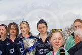 The Boat Race season 2016 -  The Cancer Research Women's Boat Race. River Thames between Putney Bridge and Mortlake, London SW15,  United Kingdom, on 27 March 2016 at 12:22, image #58