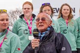 The Boat Race season 2016 -  The Cancer Research Women's Boat Race. River Thames between Putney Bridge and Mortlake, London SW15,  United Kingdom, on 27 March 2016 at 12:22, image #60