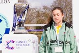 The Boat Race season 2016 -  The Cancer Research Women's Boat Race. River Thames between Putney Bridge and Mortlake, London SW15,  United Kingdom, on 27 March 2016 at 12:35, image #66