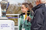 The Boat Race season 2016 -  The Cancer Research Women's Boat Race. River Thames between Putney Bridge and Mortlake, London SW15,  United Kingdom, on 27 March 2016 at 12:36, image #70