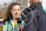 The Boat Race season 2016 -  The Cancer Research Women's Boat Race. River Thames between Putney Bridge and Mortlake, London SW15,  United Kingdom, on 27 March 2016 at 12:36, image #72