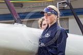 The Boat Race season 2016 -  The Cancer Research Women's Boat Race. River Thames between Putney Bridge and Mortlake, London SW15,  United Kingdom, on 27 March 2016 at 13:22, image #77