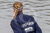 The Boat Race season 2016 -  The Cancer Research Women's Boat Race. River Thames between Putney Bridge and Mortlake, London SW15,  United Kingdom, on 27 March 2016 at 13:23, image #87