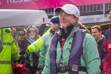 The Boat Race season 2016 -  The Cancer Research Women's Boat Race. River Thames between Putney Bridge and Mortlake, London SW15,  United Kingdom, on 27 March 2016 at 13:25, image #99