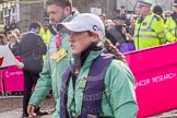 The Boat Race season 2016 -  The Cancer Research Women's Boat Race. River Thames between Putney Bridge and Mortlake, London SW15,  United Kingdom, on 27 March 2016 at 13:25, image #100