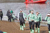 The Boat Race season 2016 -  The Cancer Research Women's Boat Race. River Thames between Putney Bridge and Mortlake, London SW15,  United Kingdom, on 27 March 2016 at 13:26, image #102