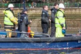 The Boat Race season 2016 -  The Cancer Research Women's Boat Race. River Thames between Putney Bridge and Mortlake, London SW15,  United Kingdom, on 27 March 2016 at 13:42, image #111