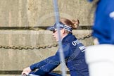 The Boat Race season 2016 -  The Cancer Research Women's Boat Race. River Thames between Putney Bridge and Mortlake, London SW15,  United Kingdom, on 27 March 2016 at 13:44, image #113
