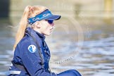 The Boat Race season 2016 -  The Cancer Research Women's Boat Race. River Thames between Putney Bridge and Mortlake, London SW15,  United Kingdom, on 27 March 2016 at 13:45, image #114