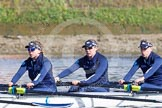 The Boat Race season 2016 -  The Cancer Research Women's Boat Race. River Thames between Putney Bridge and Mortlake, London SW15,  United Kingdom, on 27 March 2016 at 13:45, image #117