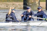 The Boat Race season 2016 -  The Cancer Research Women's Boat Race. River Thames between Putney Bridge and Mortlake, London SW15,  United Kingdom, on 27 March 2016 at 13:45, image #120