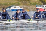 The Boat Race season 2016 -  The Cancer Research Women's Boat Race. River Thames between Putney Bridge and Mortlake, London SW15,  United Kingdom, on 27 March 2016 at 13:45, image #121