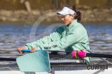 The Boat Race season 2016 -  The Cancer Research Women's Boat Race. River Thames between Putney Bridge and Mortlake, London SW15,  United Kingdom, on 27 March 2016 at 13:50, image #130