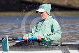 The Boat Race season 2016 -  The Cancer Research Women's Boat Race. River Thames between Putney Bridge and Mortlake, London SW15,  United Kingdom, on 27 March 2016 at 13:50, image #132