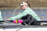 The Boat Race season 2016 -  The Cancer Research Women's Boat Race. River Thames between Putney Bridge and Mortlake, London SW15,  United Kingdom, on 27 March 2016 at 13:50, image #134