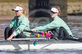 The Boat Race season 2016 -  The Cancer Research Women's Boat Race. River Thames between Putney Bridge and Mortlake, London SW15,  United Kingdom, on 27 March 2016 at 13:50, image #135