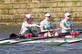 The Boat Race season 2016 -  The Cancer Research Women's Boat Race. River Thames between Putney Bridge and Mortlake, London SW15,  United Kingdom, on 27 March 2016 at 14:06, image #156