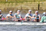 The Boat Race season 2016 -  The Cancer Research Women's Boat Race. River Thames between Putney Bridge and Mortlake, London SW15,  United Kingdom, on 27 March 2016 at 14:11, image #181