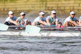 The Boat Race season 2016 -  The Cancer Research Women's Boat Race. River Thames between Putney Bridge and Mortlake, London SW15,  United Kingdom, on 27 March 2016 at 14:11, image #182