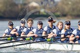 The Boat Race season 2016 -  The Cancer Research Women's Boat Race. River Thames between Putney Bridge and Mortlake, London SW15,  United Kingdom, on 27 March 2016 at 14:11, image #187