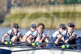 The Boat Race season 2016 -  The Cancer Research Women's Boat Race. River Thames between Putney Bridge and Mortlake, London SW15,  United Kingdom, on 27 March 2016 at 14:11, image #192
