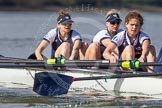 The Boat Race season 2016 -  The Cancer Research Women's Boat Race. River Thames between Putney Bridge and Mortlake, London SW15,  United Kingdom, on 27 March 2016 at 14:12, image #195