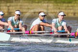 The Boat Race season 2016 -  The Cancer Research Women's Boat Race. River Thames between Putney Bridge and Mortlake, London SW15,  United Kingdom, on 27 March 2016 at 14:12, image #196