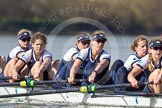 The Boat Race season 2016 -  The Cancer Research Women's Boat Race. River Thames between Putney Bridge and Mortlake, London SW15,  United Kingdom, on 27 March 2016 at 14:12, image #199