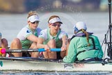 The Boat Race season 2016 -  The Cancer Research Women's Boat Race. River Thames between Putney Bridge and Mortlake, London SW15,  United Kingdom, on 27 March 2016 at 14:13, image #202