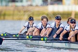 The Boat Race season 2016 -  The Cancer Research Women's Boat Race. River Thames between Putney Bridge and Mortlake, London SW15,  United Kingdom, on 27 March 2016 at 14:15, image #213