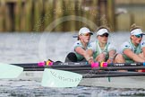 The Boat Race season 2016 -  The Cancer Research Women's Boat Race. River Thames between Putney Bridge and Mortlake, London SW15,  United Kingdom, on 27 March 2016 at 14:15, image #215