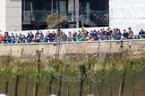 The Boat Race season 2016 -  The Cancer Research Women's Boat Race. River Thames between Putney Bridge and Mortlake, London SW15,  United Kingdom, on 27 March 2016 at 14:16, image #223