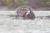 The Boat Race season 2016 -  The Cancer Research Women's Boat Race. River Thames between Putney Bridge and Mortlake, London SW15,  United Kingdom, on 27 March 2016 at 14:24, image #279