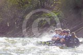 The Boat Race season 2016 -  The Cancer Research Women's Boat Race. River Thames between Putney Bridge and Mortlake, London SW15,  United Kingdom, on 27 March 2016 at 14:25, image #284