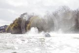 The Boat Race season 2016 -  The Cancer Research Women's Boat Race. River Thames between Putney Bridge and Mortlake, London SW15,  United Kingdom, on 27 March 2016 at 14:26, image #293