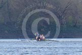 The Boat Race season 2016 -  The Cancer Research Women's Boat Race. River Thames between Putney Bridge and Mortlake, London SW15,  United Kingdom, on 27 March 2016 at 14:33, image #310
