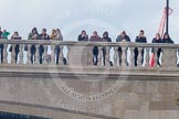 The Boat Race season 2016 -  The Cancer Research Women's Boat Race. River Thames between Putney Bridge and Mortlake, London SW15,  United Kingdom, on 27 March 2016 at 14:33, image #314