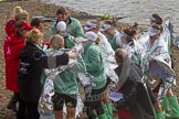 The Boat Race season 2016 -  The Cancer Research Women's Boat Race. River Thames between Putney Bridge and Mortlake, London SW15,  United Kingdom, on 27 March 2016 at 14:43, image #321