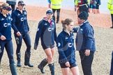 The Boat Race season 2016 -  The Cancer Research Women's Boat Race. River Thames between Putney Bridge and Mortlake, London SW15,  United Kingdom, on 27 March 2016 at 14:44, image #323