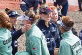 The Boat Race season 2016 -  The Cancer Research Women's Boat Race. River Thames between Putney Bridge and Mortlake, London SW15,  United Kingdom, on 27 March 2016 at 14:44, image #325