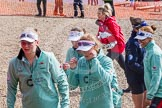 The Boat Race season 2016 -  The Cancer Research Women's Boat Race. River Thames between Putney Bridge and Mortlake, London SW15,  United Kingdom, on 27 March 2016 at 14:44, image #326