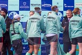 The Boat Race season 2016 -  The Cancer Research Women's Boat Race. River Thames between Putney Bridge and Mortlake, London SW15,  United Kingdom, on 27 March 2016 at 14:46, image #331