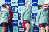 The Boat Race season 2016 -  The Cancer Research Women's Boat Race. River Thames between Putney Bridge and Mortlake, London SW15,  United Kingdom, on 27 March 2016 at 14:46, image #333