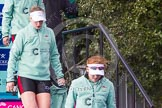 The Boat Race season 2016 -  The Cancer Research Women's Boat Race. River Thames between Putney Bridge and Mortlake, London SW15,  United Kingdom, on 27 March 2016 at 14:46, image #334