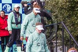 The Boat Race season 2016 -  The Cancer Research Women's Boat Race. River Thames between Putney Bridge and Mortlake, London SW15,  United Kingdom, on 27 March 2016 at 14:46, image #335