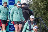 The Boat Race season 2016 -  The Cancer Research Women's Boat Race. River Thames between Putney Bridge and Mortlake, London SW15,  United Kingdom, on 27 March 2016 at 14:46, image #336